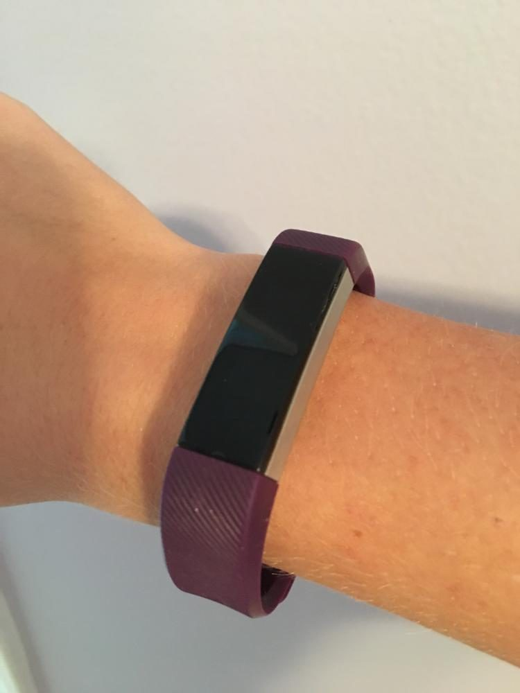 New Ionic Fitbit