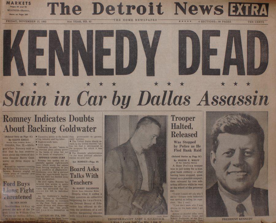 JFK Assassination Files