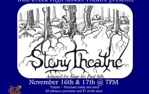 """Mill Creek Theater Presented  """"Story Theater"""""""