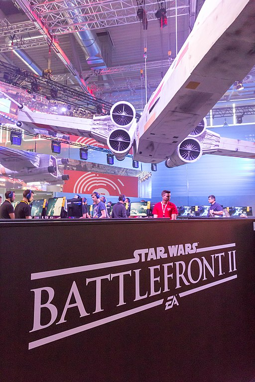 EA's Star Wars Microtransactions Spark Internet Outrage