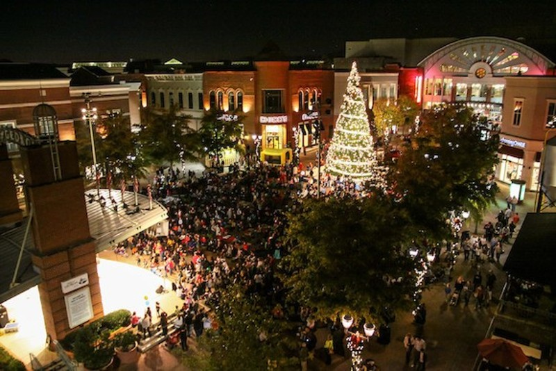 Mall of Georgia Holiday Spectacular