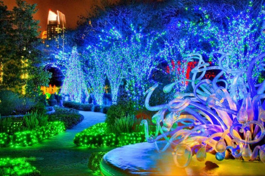 Callaway Gardens Presents Fantasy In Lights