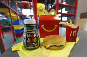 McDonald's Making Big Changes to Happy Meals