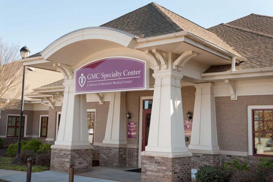 New+Gwinnett+Medical+Center+Opens+in+Hamilton+Mill