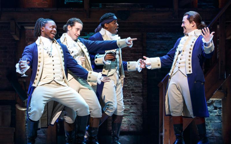 Hamilton Musical Comes to Atlanta