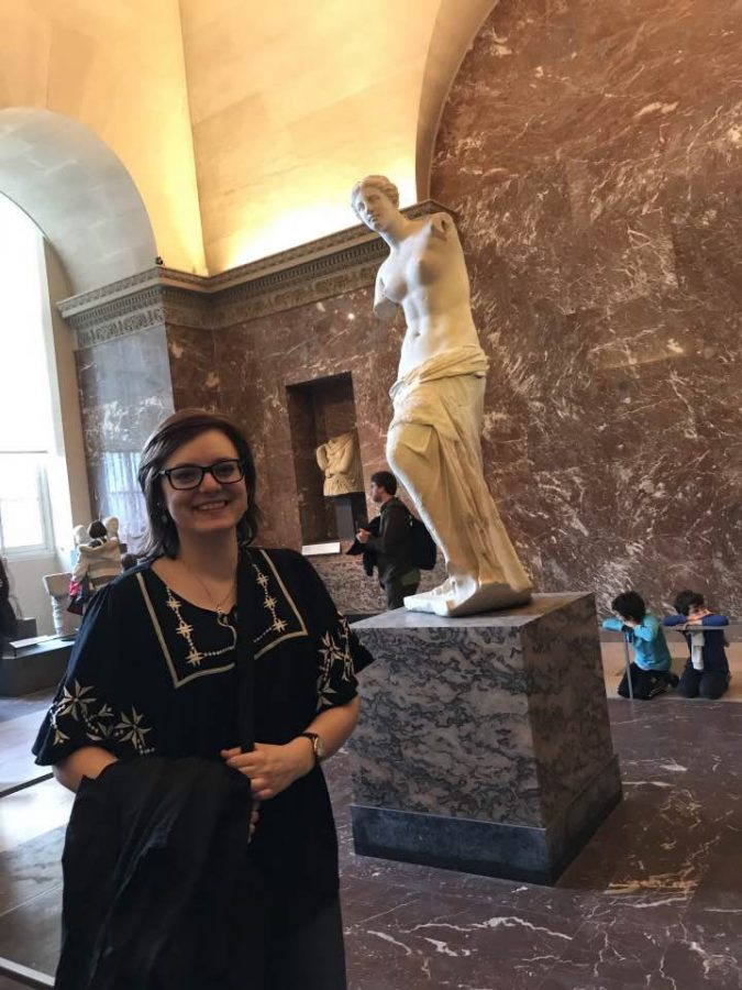 Band and Orchestra Classes Take Trip to Europe