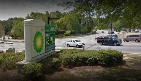 Gas Prices On The Rise In Metro-Atlanta
