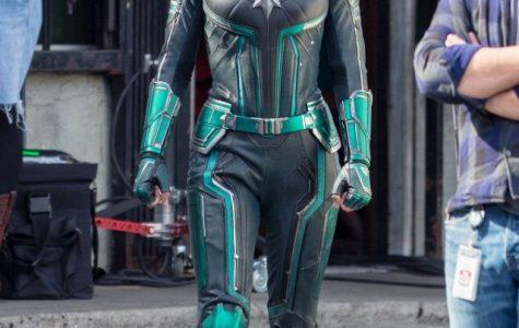 Leaked Photo: Captain Marvel Confirmed