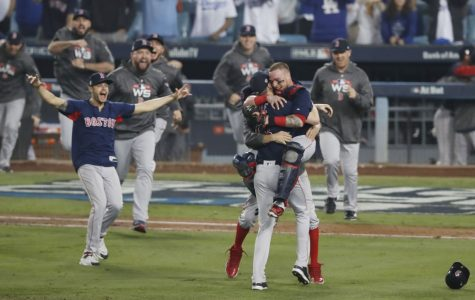 Boston Red Sox Win 2018 World Series Championship