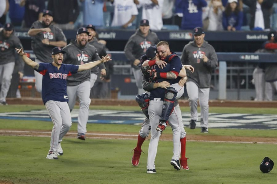 Boston Red Sox Win 2018 World Series Championship