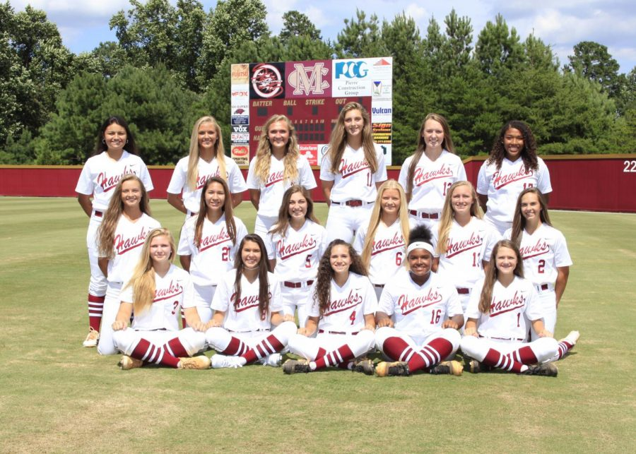 Mill Creek Softball Places 2nd in State Championship