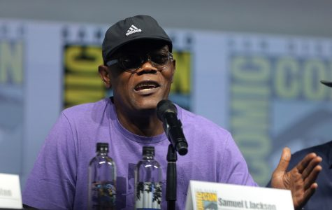 Samuel L. Jackson (Mr. Glass)