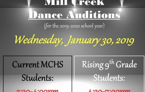 Mill Creek Dance Auditions