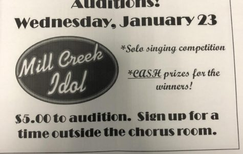 Mill Creek Idol