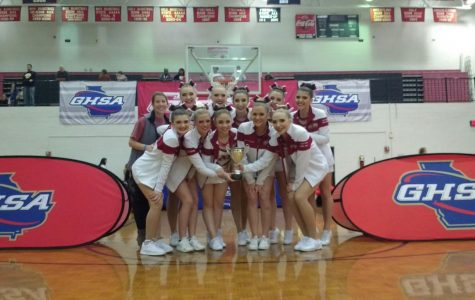 Mill Creek Dance Team Wins State