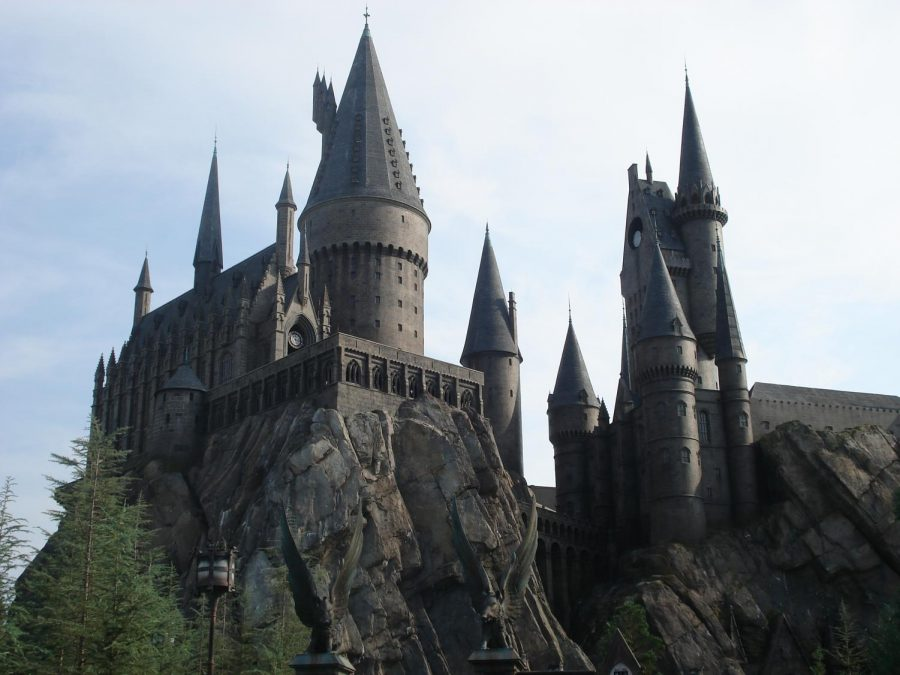 Wizarding World of Harry Potter at Universal Studios in Orlando.