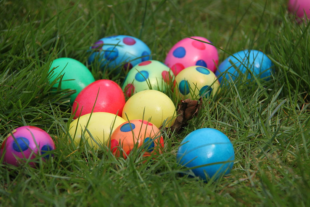 DeKalb County will host various egg hunts for the next two weekends.