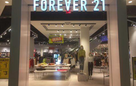 Forever 21 Might Not Be Forever