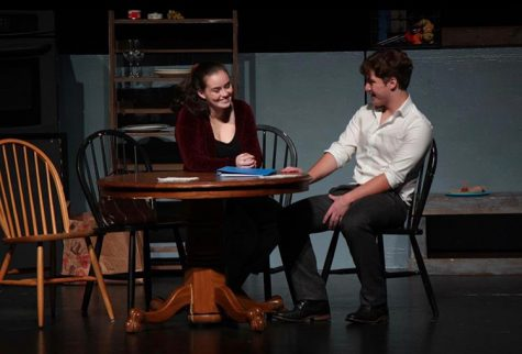 Theater to Put on Two One Acts