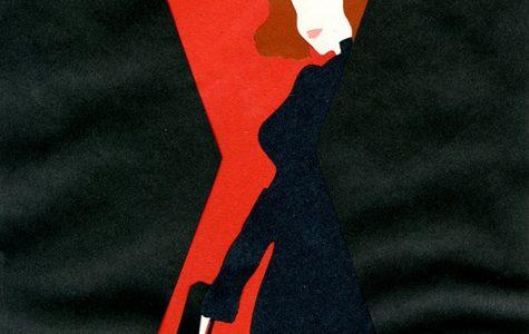 Fan-art of Black Widow