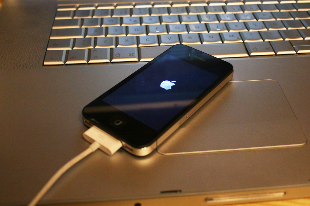iPhone 4 being updated