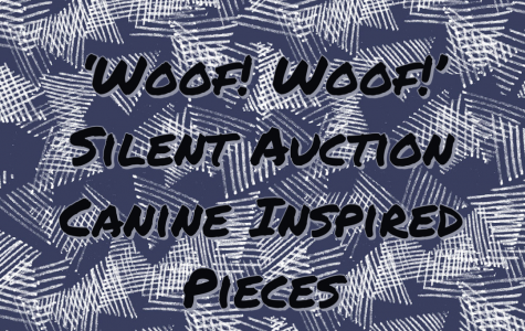 """""""Woof! Woof!"""" Silent Auction"""