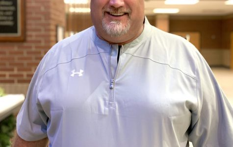 Coach Lovelady has been working at Mill Creek High School for 16 out of the 24 years he has been coaching.