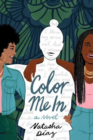 "Cover for ""Color Me In"" by Natasha Diaz"