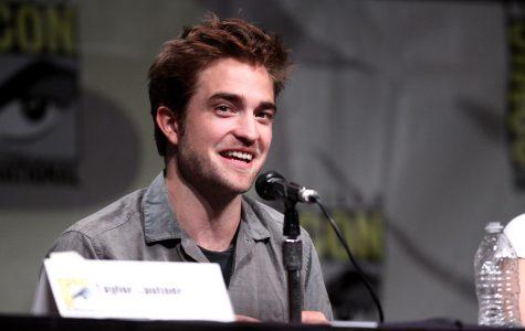 Robert Pattinson at Comic-Con in 2011