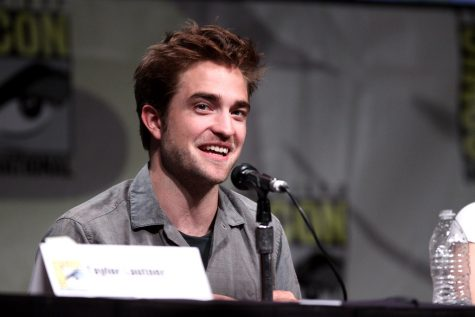 Robert Pattinson at Comic-Con in 2011