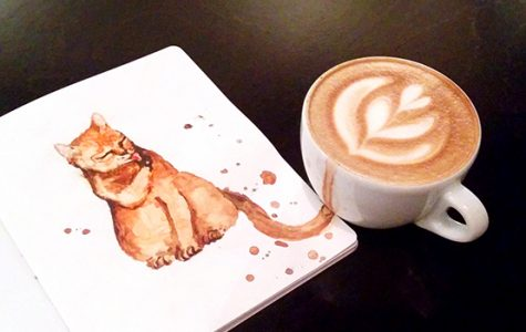 The Catfé launched on January 24 and is the first cat café in Gwinnett County
