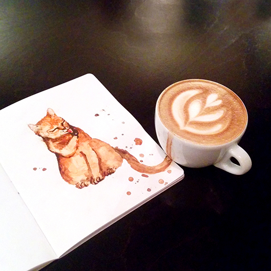 First Cat Cafe in Gwinnett County
