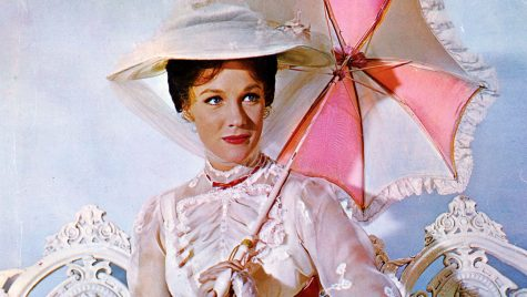 Julie Andrews played Mary Poppins in the movie this dance was based off of.