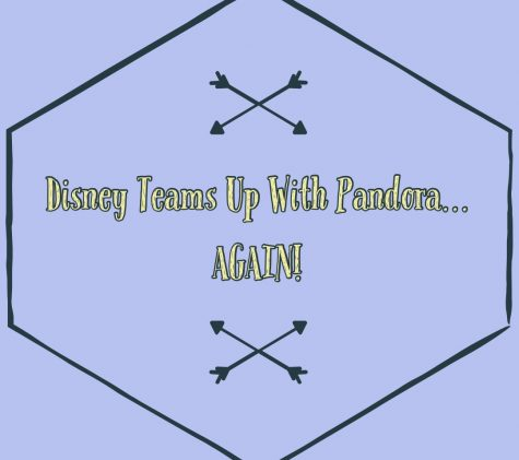 Disney's Teaming Up with Pandora