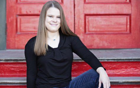 Senior Goodbye: Isabelle Harrel