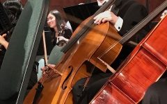 Tyler Gemmell playing at last years All State Orchestra.