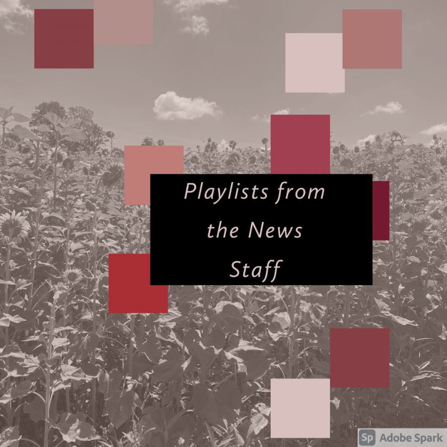News Staff Playlists