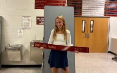 Hahn getting her name on the record board