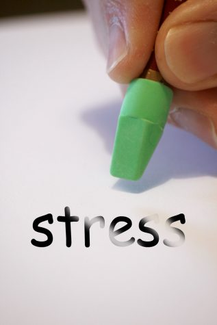 Getting rid of stress