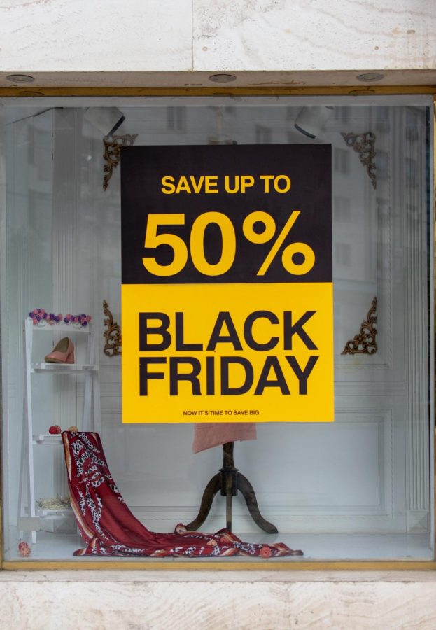 Black Friday is a time where most people go out to get as much as they can for as low as they can.