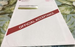 Official Acceptance Letter from UGA