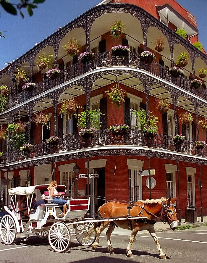 New+Orleans+-+French+Quarter+%27Miltenberger+House%27