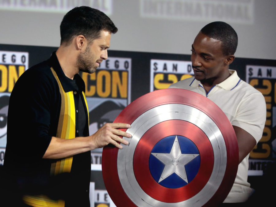 """The Falcon and the Winter Soldier"" will be a Disney Plus miniseries."