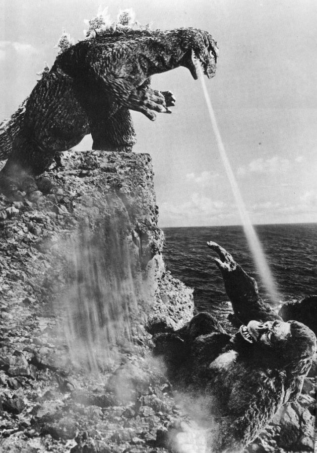 The original Godzilla vs. Kong was a big inspiration for the new movie, however the new one has a lot more story elements to it.