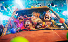 """Sony Animation Studios' film, """"Mitchells vs. The Machines"""" released by Netflix on April 30, 2021, directed by Micheal Rianda and Jeff Rowe."""