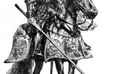 The Green Knight centers around the story of Sir Gawain, the nephew and a knight at King Arthurs roundtable and his search for the Green Knight.