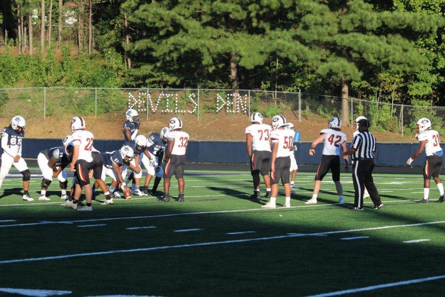 Mill Creek and Norcross JV boys.